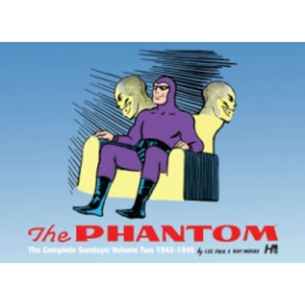 The Phantom the Complete Sundays: Volume Two 1943-1945