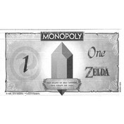 Monopoly Zelda Spare Money
