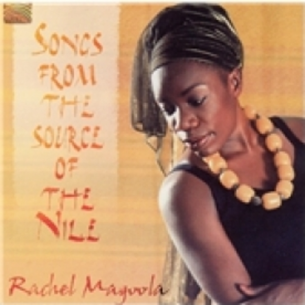 Rachel Magoola Songs From The Source Of The Nile CD