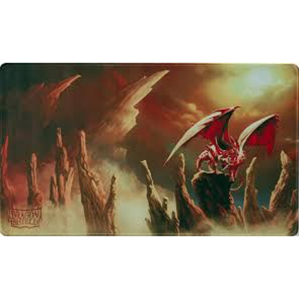 Dragon Shield - Rubis Playmat