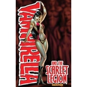 Vampirella and the Scarlet Legion TP