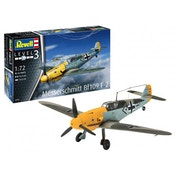 Messerschmitt Bf109 F-2 1:72 Revell Model Kit