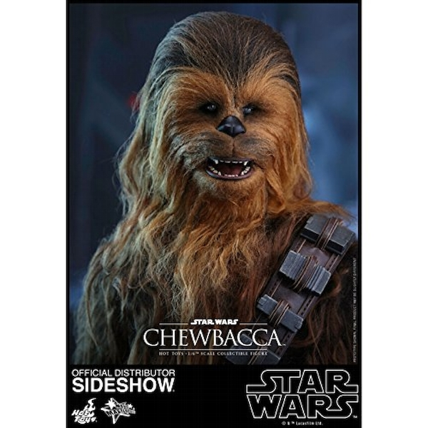 Chewbacca (Star Wars The Force Awakens) 1:6 Scale Hot Toys Figure - Image 3