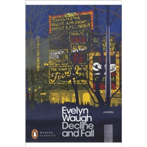 Decline and Fall by Evelyn Waugh (Paperback, 2001)