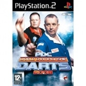 Ex-Display PDC World Championship Darts 2008 Game PS2 Used - Like New