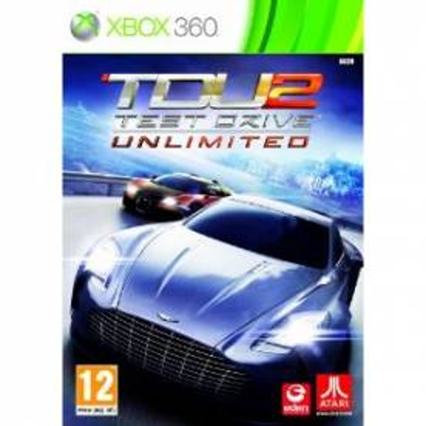 Test Drive Unlimited 2 Game Xbox 360