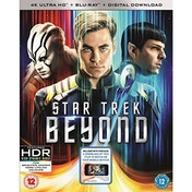 Star Trek Beyond 4K UHD Blu-ray