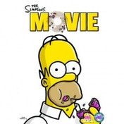 The Simpsons Movie DVD