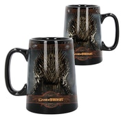 Ceramic Throne (Game Of Thrones) Tankard