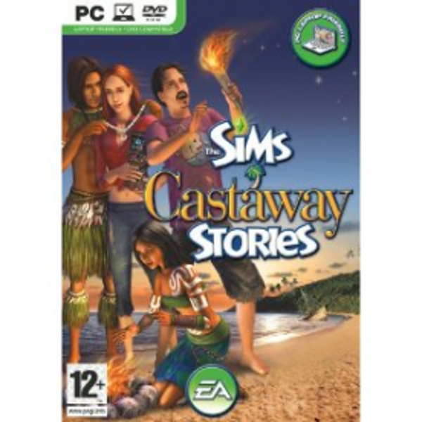 The Sims Castaway Stories Game PC