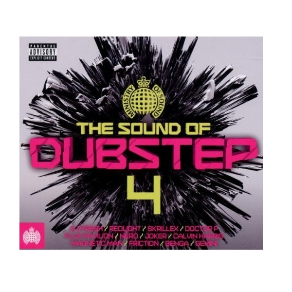 Sound Of Dubstep 4 - Various Artists CD