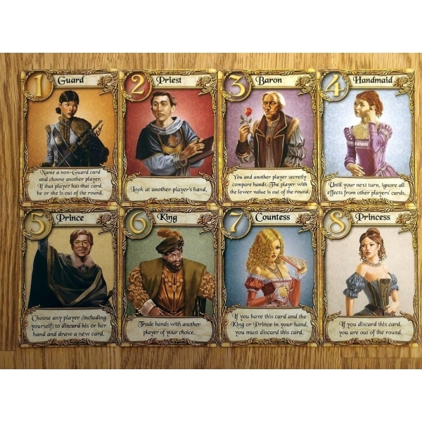 Love Letter Card Game - Image 2