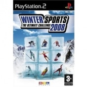 Winter Sports 2008 The Ultimate Challange Game PS2