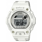 Casio Baby-G Watch with Yacht Timer Function White