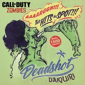 Call of Duty - Deadshot Daiquiri Canvas