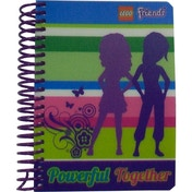 Lego Friends Mini Journal, Powerful Together - LE6553C