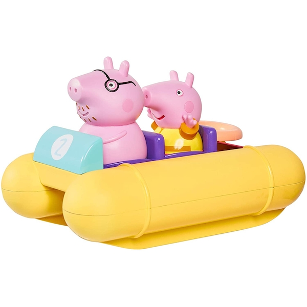 Peppa Pull & Go Pedalo (Peppa Pig) Bath Float