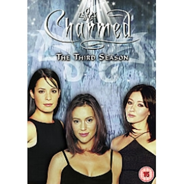 Charmed Series 3 DVD