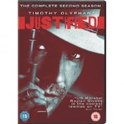 Justified Season 2 DVD