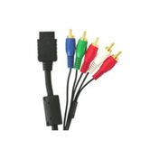 RGB Video TV Component AV Cable PS2 & PS3