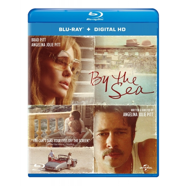 By The Sea Blu-ray