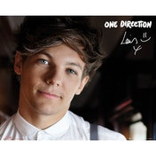 One Direction Louis Landscape Mini Poster