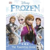 Disney Frozen The Essential Guide Hardcover Book