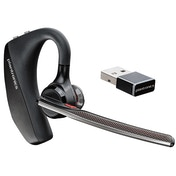 Plantronics Voyager 5200 UC Bluetooth Headset System with Noise Cancelling Microphone