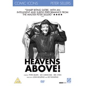 Heavens Above! DVD