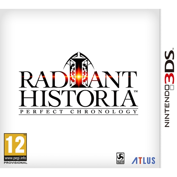 Radiant Historia Perfect Chronology 3DS Game