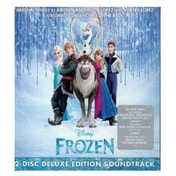 Disney Frozen Deluxe Edition CD