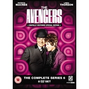 The Avengers - Series 6 DVD