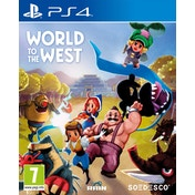 World to the West PS4 Game