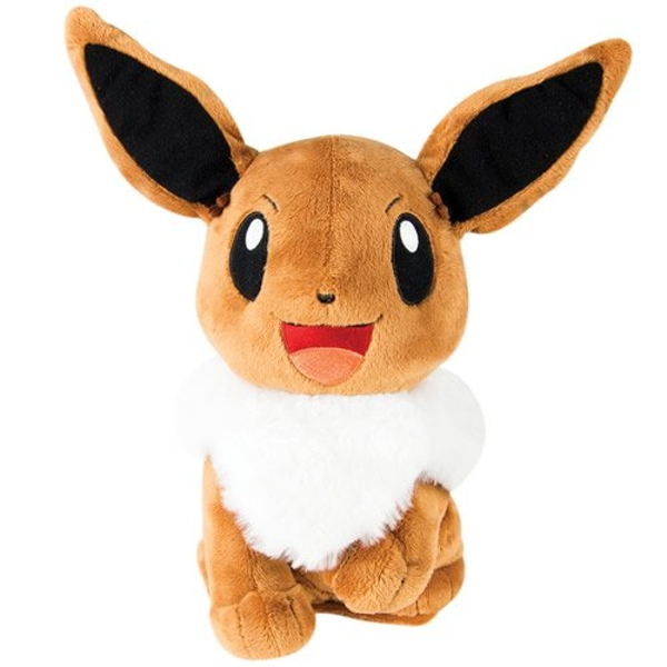 Pokemon My Friend Eevee Talking Plush