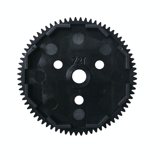 Team Associated Octalock Spur Gear 72T 48Dp