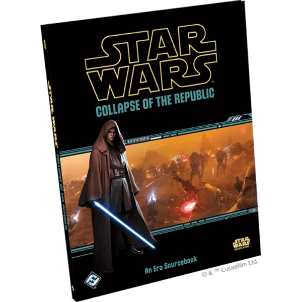 Star Wars Roleplaying Collapse of the Republic