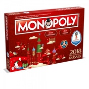 Ex-Display FIFA World Cup Russia 2018 Monopoly Used - Like New