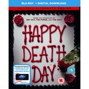 Happy Death Day Blu-Ray + Digital Download