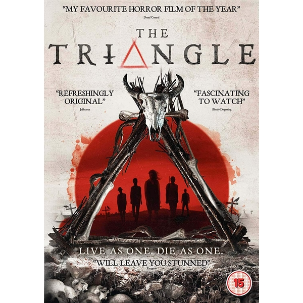 The Triangle DVD