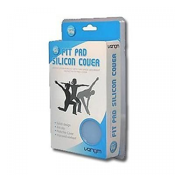 Wii Fit Blue Silicon Cover [Damaged Packaging] [Damaged Packaging]