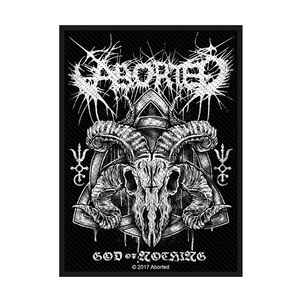 Aborted - God of Nothing Standard Patch
