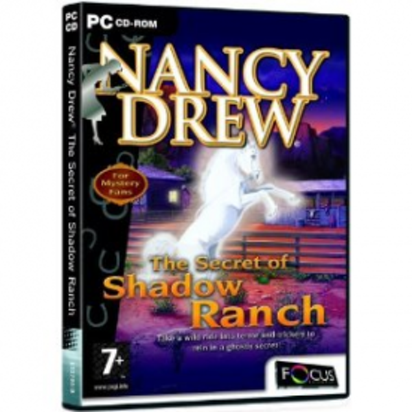 Nancy Drew The Secret of Shadow Ranch Game PC