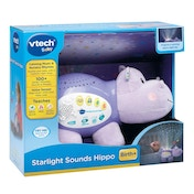 VTech Baby Starlight Sounds Hippo