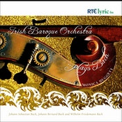 Irish Baroque Orchestra: Plays Bach CD