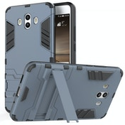 Huawei Mate 10 Armour Combo Stand Case - Steel Blue