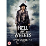 Hell On Wheels Season 5 - Volume 2 DVD