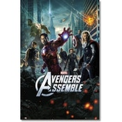 The Avengers One Sheet Maxi Poster