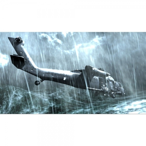 Call Of Duty 4 Modern Warfare Game (Platinum) PS3 - Image 2