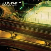 Bloc Party - A Weekend in the City CD