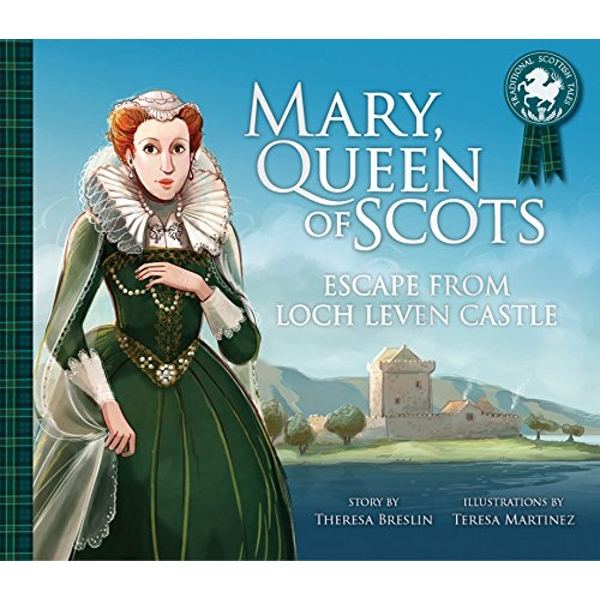 Mary, Queen of Scots: Escape from the Castle  Paperback / softback 2018